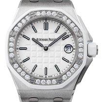 Audemars Piguet Royal Oak Offshore Lady 37mm Steel Watch...