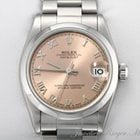 Rolex DATEJUST MEDIUM STAHL 31mm AUTOMATIK Date Just