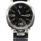 Anonimo Militare 2004 hand wind black dial NEW