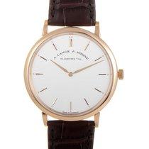 A. Lange & Söhne Saxonia Thin Rose Gold Men's Watch