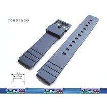 Casio Cinturino in gomma Casio 16mm Serie EB / MQ 70605530