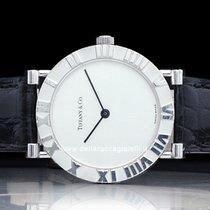 Tiffany & Co. Atlas Lady Silver 925  Watch  M0640
