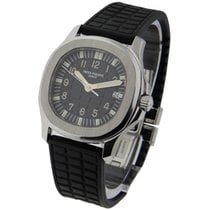 Patek Philippe Aquanaut 5060A Mens Automatic in Steel Solid Back