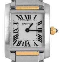 Cartier Tank Francaise