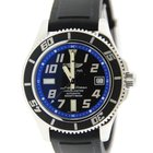 Breitling Superocean 42 Blue Stainless Steel