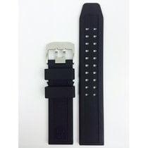 Luminox 3050 Serie Kautschukband Doppelloch 23mm