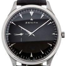 Zenith Elite Ultra Thin 40 Automatic Black Dial