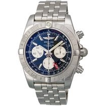 Breitling Chronomat GMT Automatic Chronograph Men's Watch –...