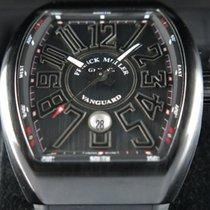 Franck Muller Vanguard Titanium Black PVD