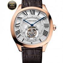 Cartier - DRIVE DE CARTIER TOURBILLON VOLANTE