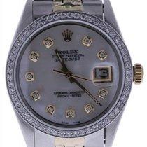 Rolex Datejust Automatic-self-wind Mens Watch 1601