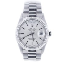 Rolex DAY-DATE PRESIDENT, WHITE GOLD