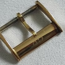 Girard Perregaux vintage buckle gold plated good condition  mm 16