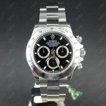Rolex Daytona 116520  Full Set -Black dial