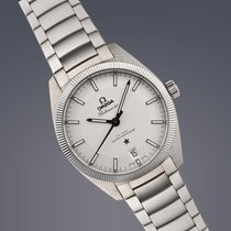 Omega Globemaster Co-Axial Master Chronometer stainless steel...