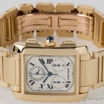 Cartier - Tank Francaise Chronograph : W50005R2