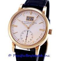 A. Lange & Söhne Grande Langmatik 308.032 Pre-owned