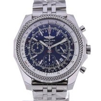 Breitling for Bentley 49 Automatic Black Dial