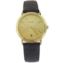 Tissot 14K Yellow Gold Automatic Watch