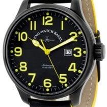 Zeno-Watch Basel OS Pilot Blacky