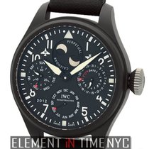 IWC Pilot Collection Big Pilot Perpetual Calendar Top Gun