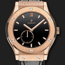 Hublot Classic Fusion Classico Ultra-Thin King Gold Black 45 mm