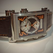 Pierre DeRoche Splitrock Big Numbers Concentric Chronograph