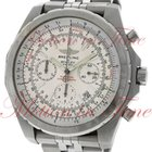 Breitling Bentley Motors T Chronograph, Silver Dial - Stainles...