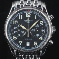 Longines Avigation Chronograph Steel Automatic