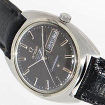 Omega Constellation Automatic Day Date Chronometer whitegold...
