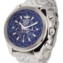 Breitling Bentley B05 Unitime GMT Chronograph in Steel
