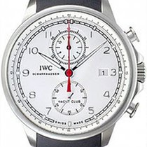 IWC Portuguese Yacht Club Chronograph - Stainless Steel IW390211