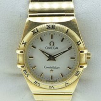 Omega costellation gold ladies