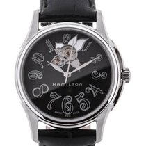 Hamilton Jazzmaster Lady Time Only Guilloche