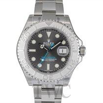 勞力士 (Rolex) Yacht-Master Dark Grey/Steel Ø40mm - 116622