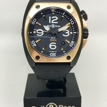 Bell & Ross BR02 Pink gold