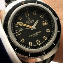 Zodiac Amazing Zodiac Automatic Super Sea Wolf Divers Automatik