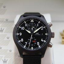 IWC IW389001   Pilot Top Gun Automatic Chronograph Ceramic
