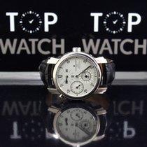 Vacheron Constantin 18k White Gold Malte Dual Time Regulator