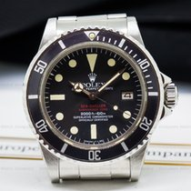 "Rolex 1665 Vintage ""Double Red"" Sea Dweller Mark IV..."