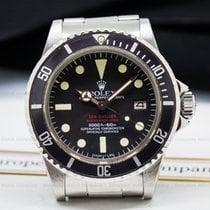 "Rolex 1665 Vintage ""Double Red"" Sea Dweller Mark IV..."