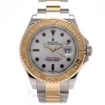 Rolex Yacht-Master Gold/Steel 40mm Full Set 2008