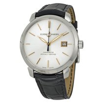 Ulysse Nardin Classico Automatic Silver Dial Mens Watch...