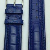 Fortis B-42 Krokolederarmband hellblau 20 mm 99.599.05