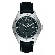 Traser H3 Classic Automatic Master mit Silikonband T5402.L58.9...