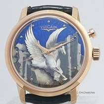 Vulcain 50s Presidents Cloisonne Pegasus Limited ~NEW~ 70% OFF