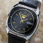 Seiko 5 Automatic Stainless Steel Mens 1970s Dress Watch L78