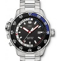 IWC Aquatimer Deep Two Mens 46mm Automatic in Steel