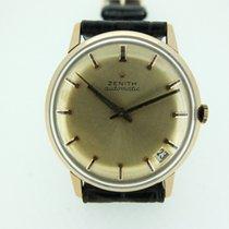 Zenith gold vintage clasic