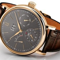 IWC [NEW] Portofino Slate Grey Dial Rose Gold IW516203